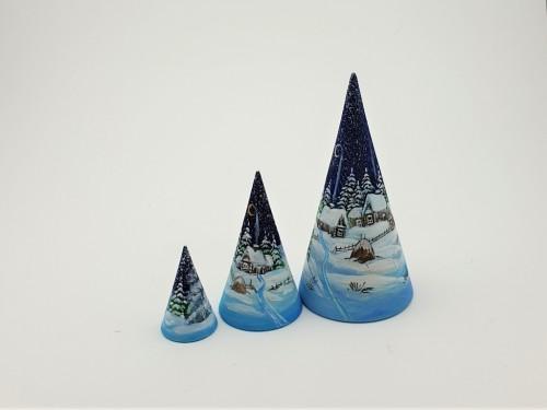 Christmas Cone 01