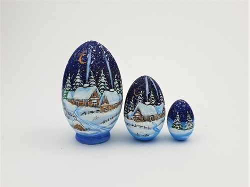 Christmas Egg 01