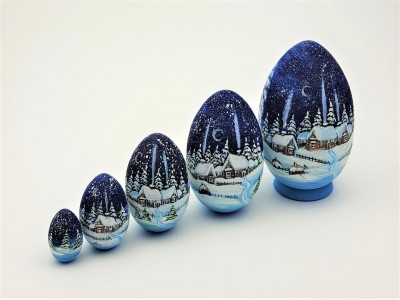 Christmas Egg 02